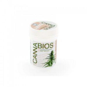 CANNABIOS Balsam konopny CBD dla dzieci 50ml