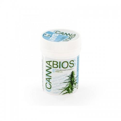 CANNABIOS Balsam konopny CBD dla dzieci z cynkiem 50ml (1)
