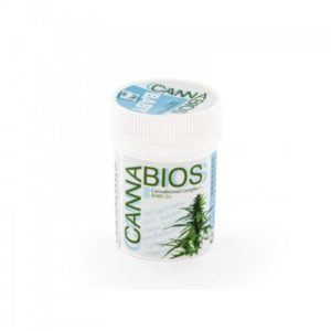 CANNABIOS Balsam konopny CBD dla dzieci z cynkiem 50ml