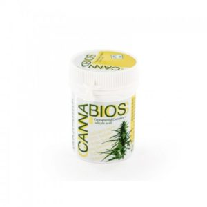 CANNABIOS Balsam konopny CBD z kwasem salicylowym 50ml