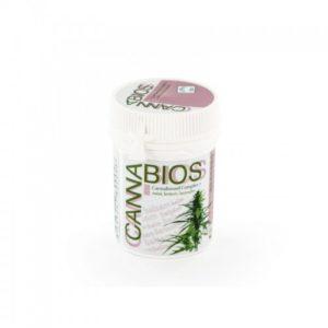 CANNABIOS Balsam konopny CBD z miętą