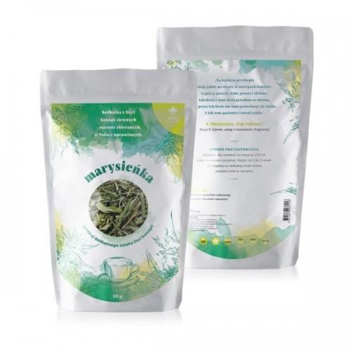 Dobre Konopie Herbatka z liści konopi siewnych Marysieńka 10g