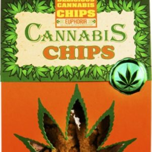EUPHORIA Cannabis Chips 75g