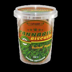 EUPHORIA Ciastka Cannabis 120g