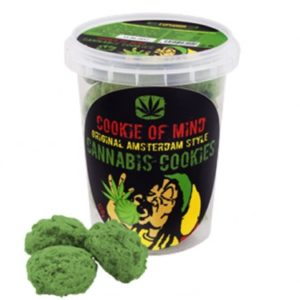 "EUPHORIA Ciastka konopne ""Cookie of Mind"" 120g"