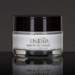 India - krem do twarzy dla cery dojrzałej na dzień i na noc