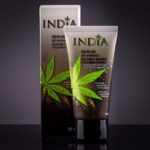 India - serum do bardzo suchej skóry twarzy i dłoni